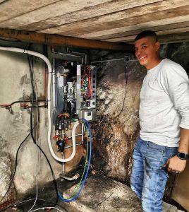 pompe à chaleur air eau Hitachi-min